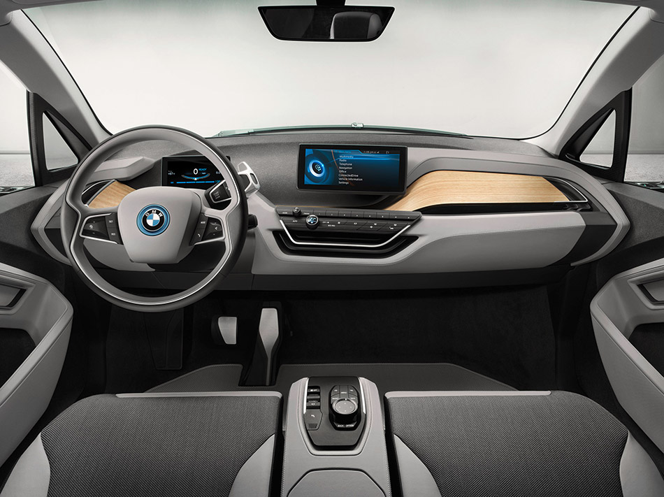 2013 BMW i3 Concept Coupe Interior