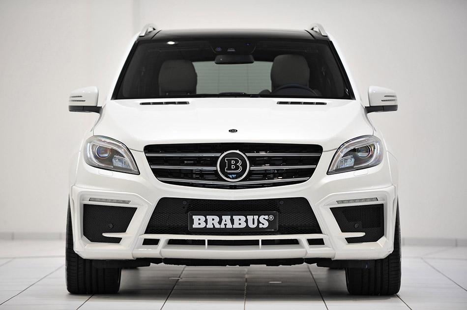 2013 BRABUS B63S-700 WIDESTAR Front
