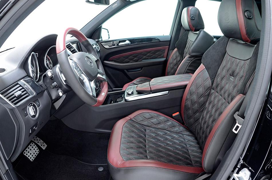 2013 BRABUS B63S-700 WIDESTAR Interior