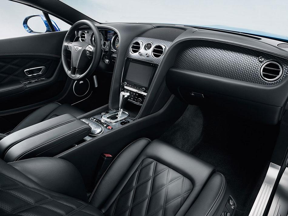 2013 Bentley Continental GT Speed Interior