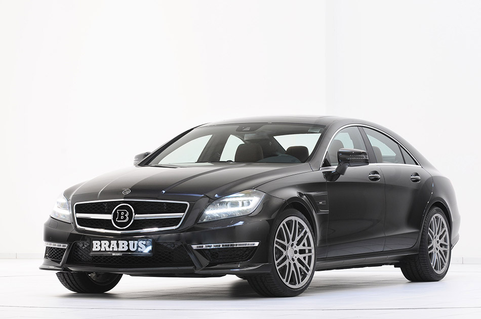 2013 Brabus B63S-730 Front Angle
