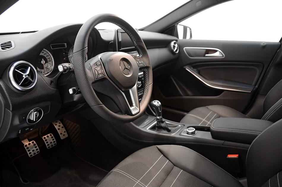 2013 Brabus Mercedes-Benz A-Class Interior