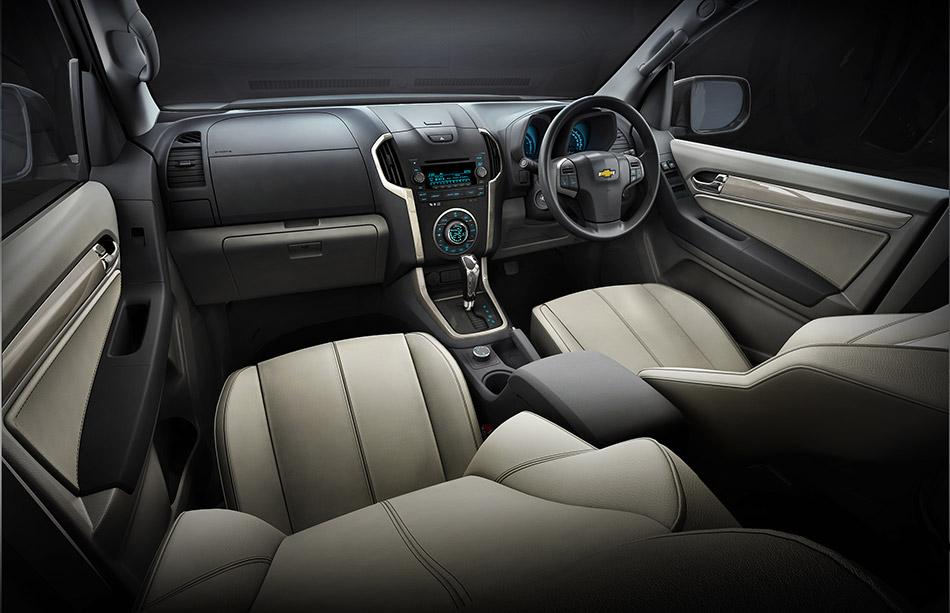 2013 Chevrolet Trailblazer Interior