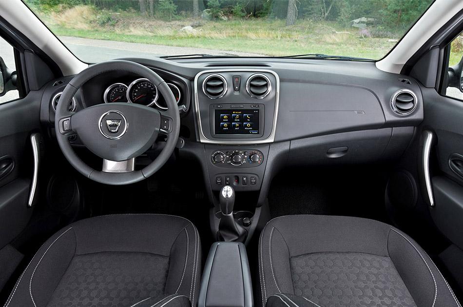2013 Dacia Logan & Sandero Interior