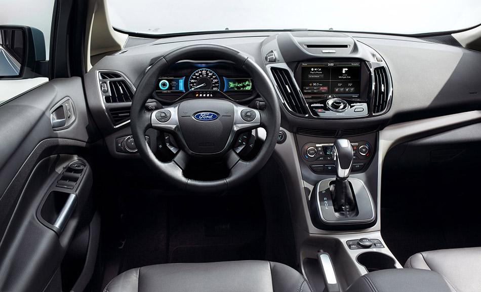 2013 Ford C-MAX Hybrid Interior