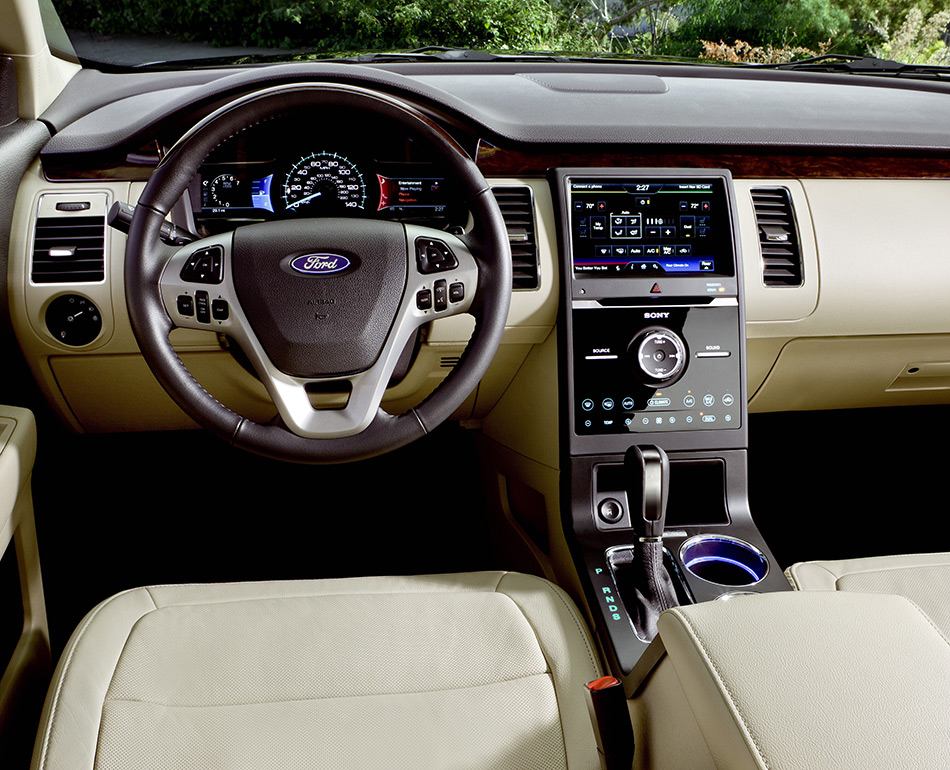 2013 Ford Flex Interior
