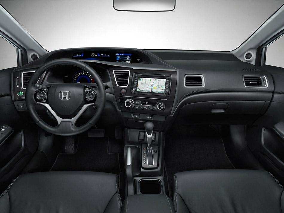 2013 Honda Civic Interior