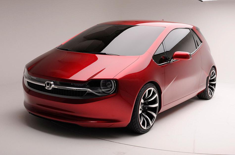 2013 Honda GEAR Concept Front Angle