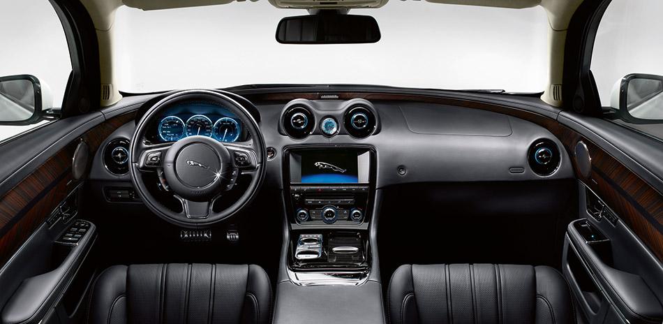 2013 Jaguar XJ Ultimate Interior