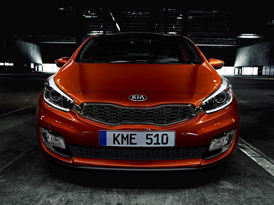 2013 Kia Pro_Cee'd Front