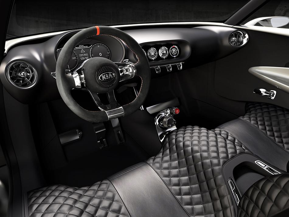 2013 Kia Provo Concept Interior