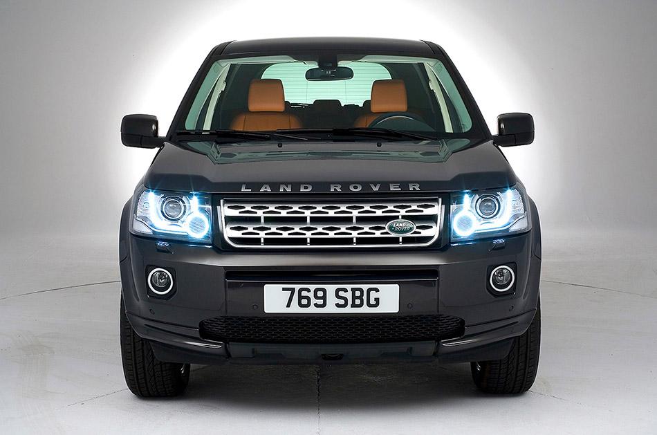 2013 Land Rover Freelander 2 Front