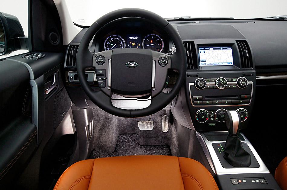 2013 Land Rover Freelander 2 Interior