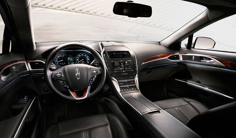 2013 Lincoln MKZ Interior