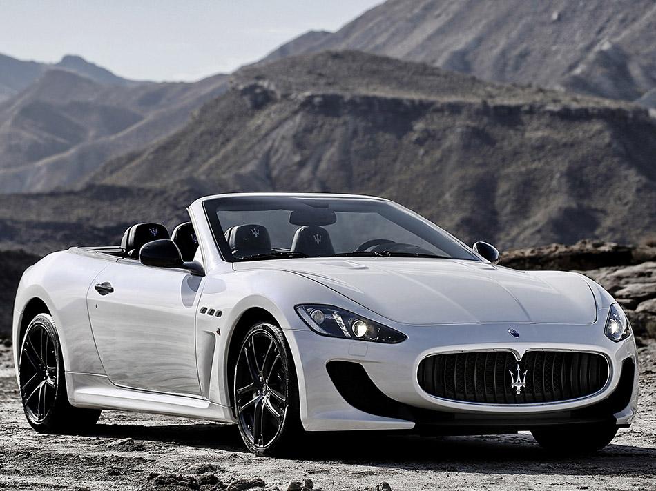 2013 Maserati GranCabrio MC - HD Pictures @ carsinvasion.com