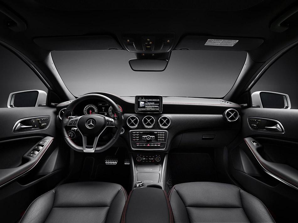 2013 Mercedes A-Class Interior