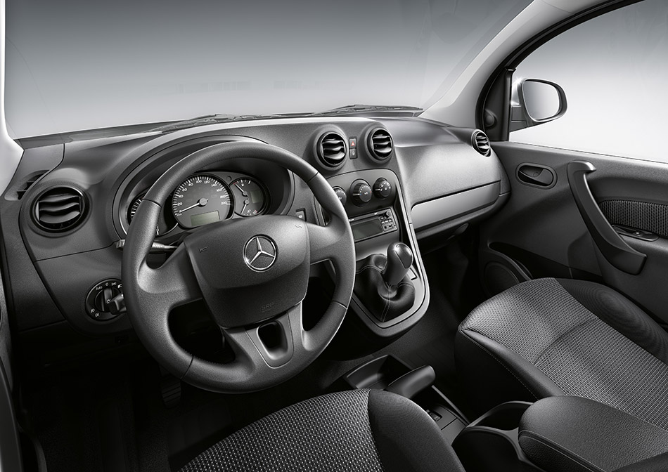 2013 Mercedes-Benz Citan Interior