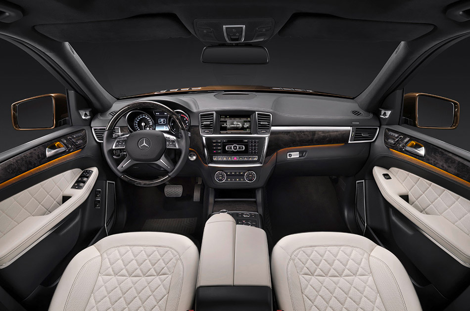 2013 Mercedes-Benz GL-Klasse Interior