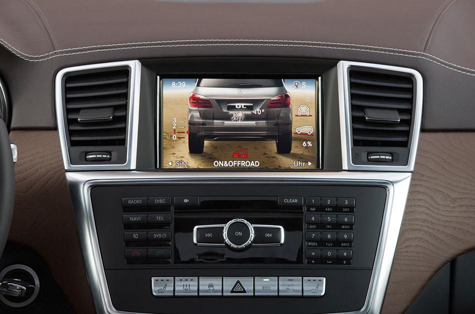 2013 Mercedes-Benz GL-Klasse Navigation