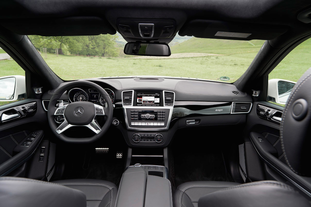 2013 Mercedes-Benz GL63 AMG Interior