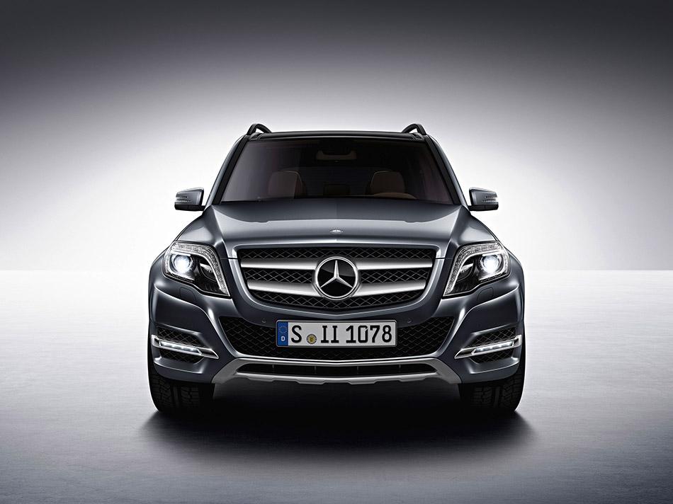2013 Mercedes-Benz GLK-Class Front