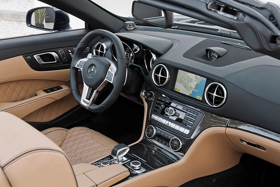 2013 Mercedes-Benz SL65 AMG Interior
