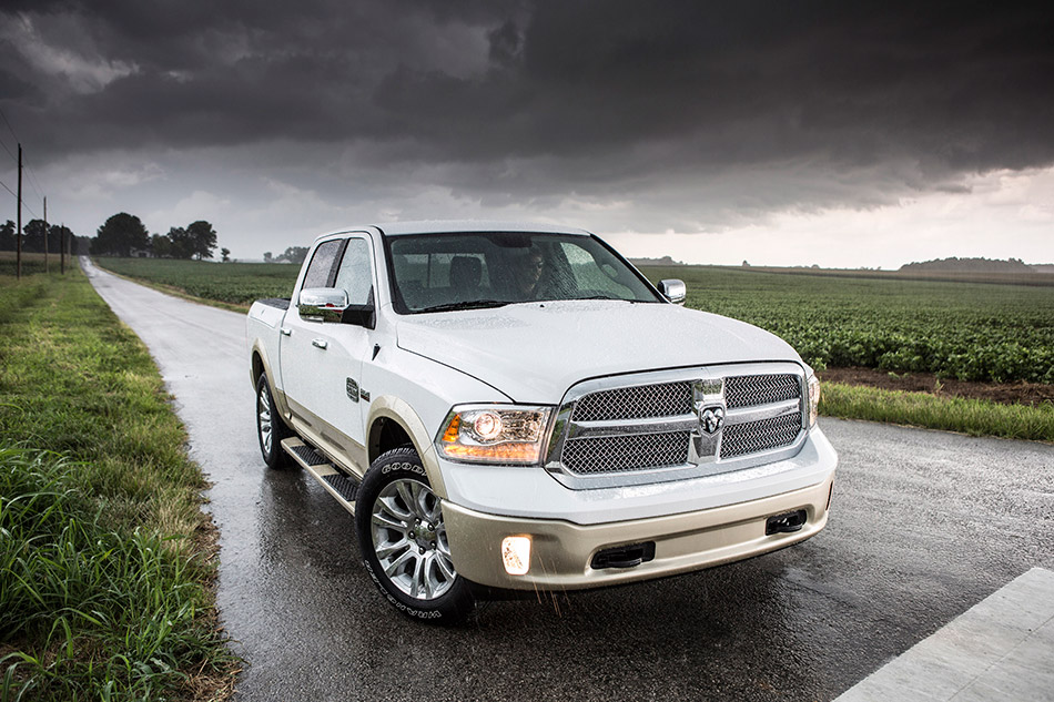 2013 Ram 1500 Front Angle