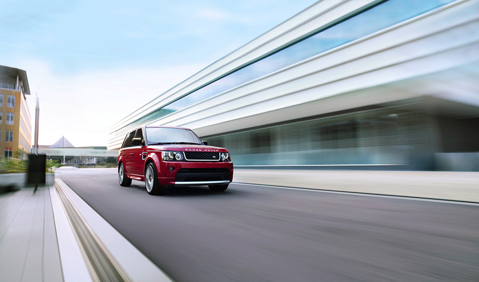 2013 Range Rover Sport Limited Edition Front Angle