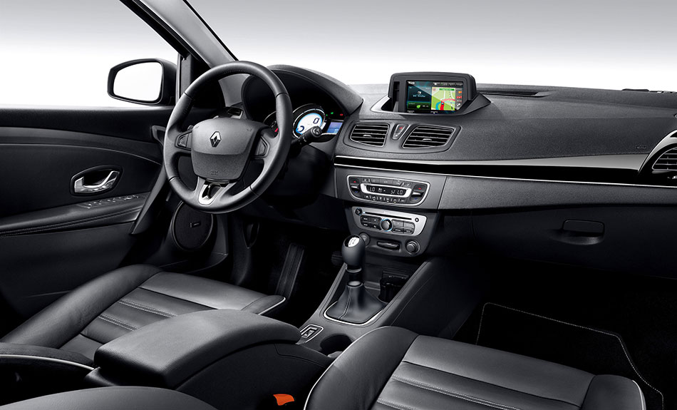 2013 Renault Fluence Interior