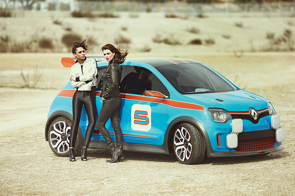 2013 Renault Twin Run Concept Girl