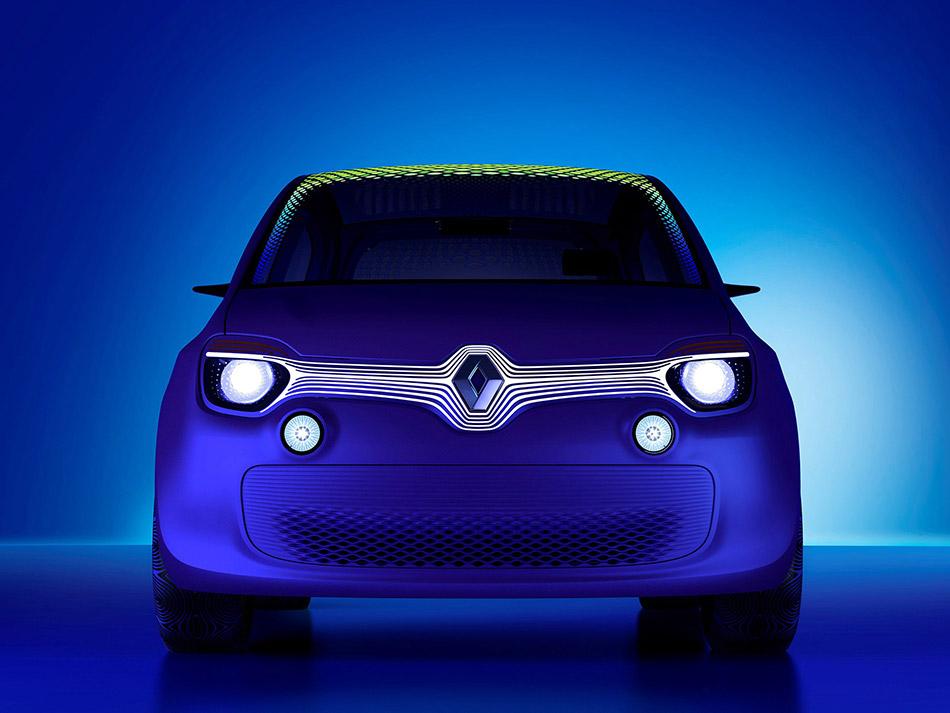 2013 Renault TwinZ Concept Front