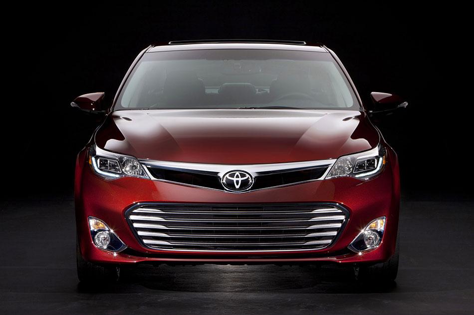 2013 Toyota Avalon Front