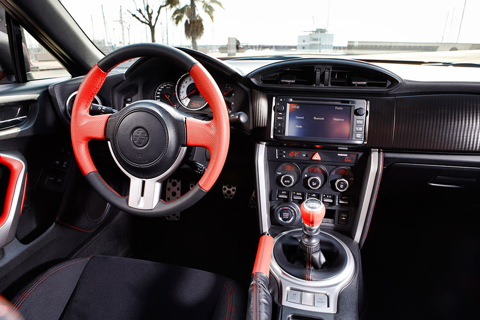 2013 Toyota GT86 Interior