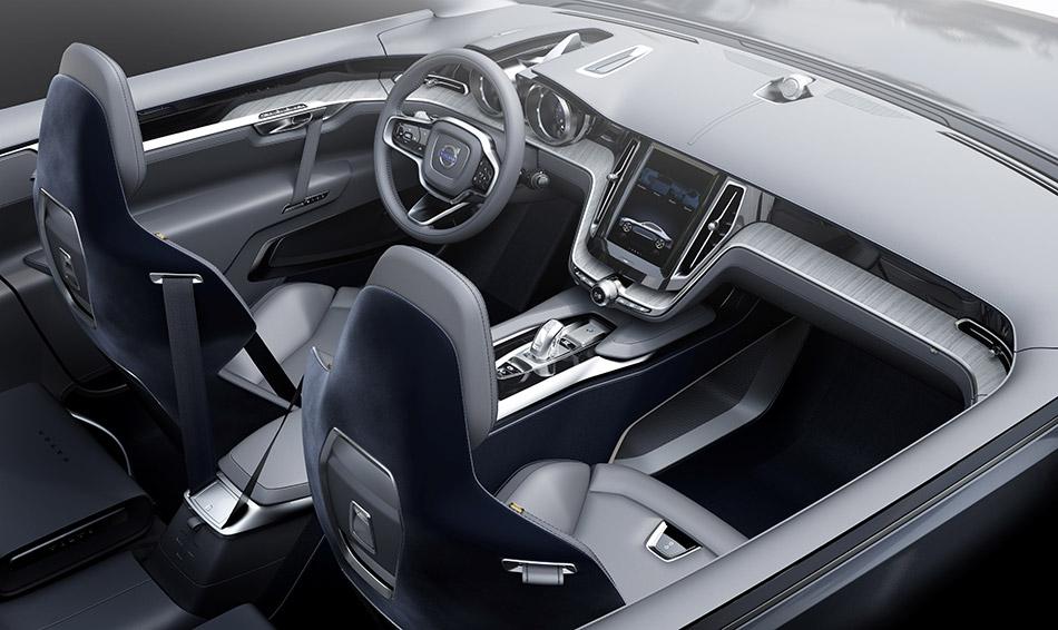 2013 Volvo Concept Coupe P1800 Interior