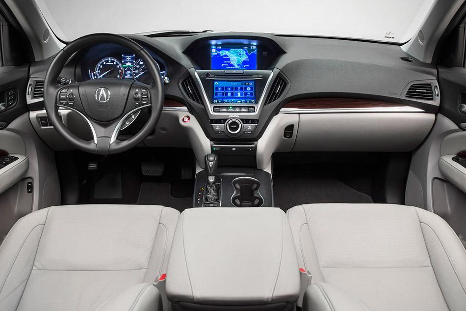 2014 Acura MDX Interior