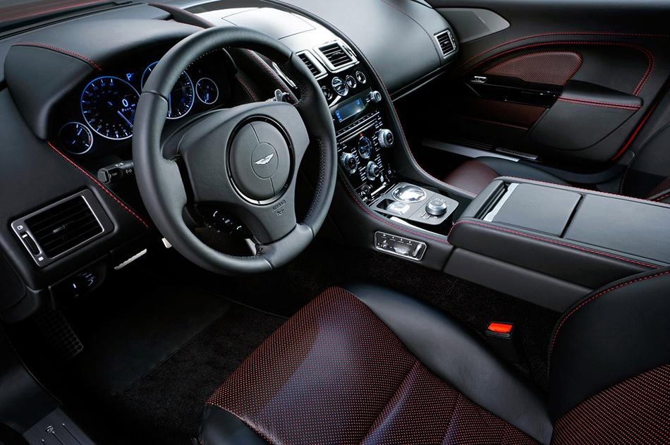 2014 Aston Martin Rapide S Interior