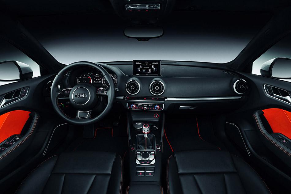 2014 Audi A3 Sportback Interior