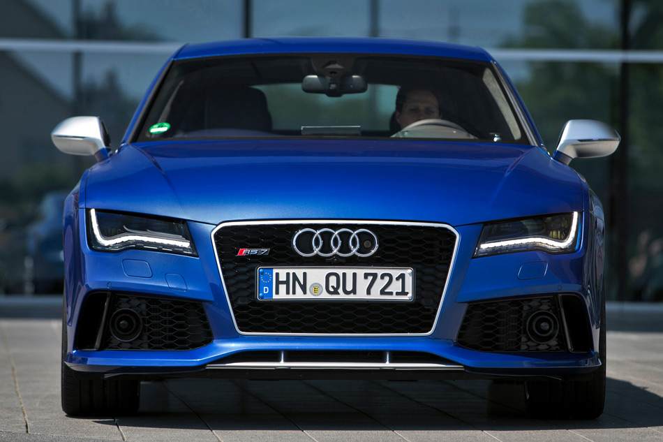 2014 Audi RS7 Front