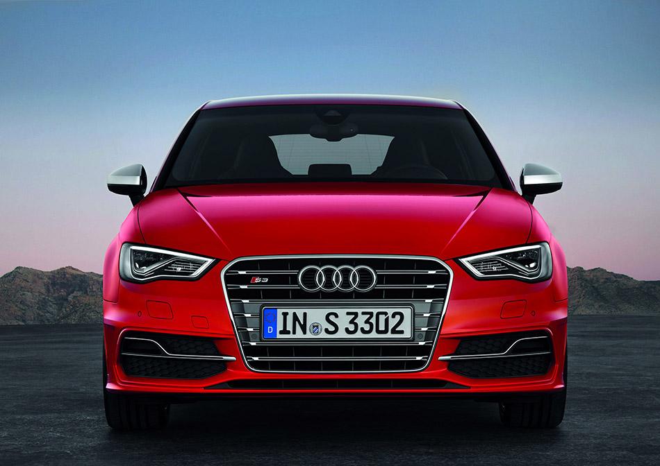 2014 Audi S3 Front