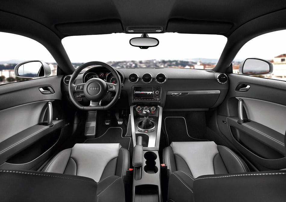2014 Audi TT Coupe-Roadster Interior