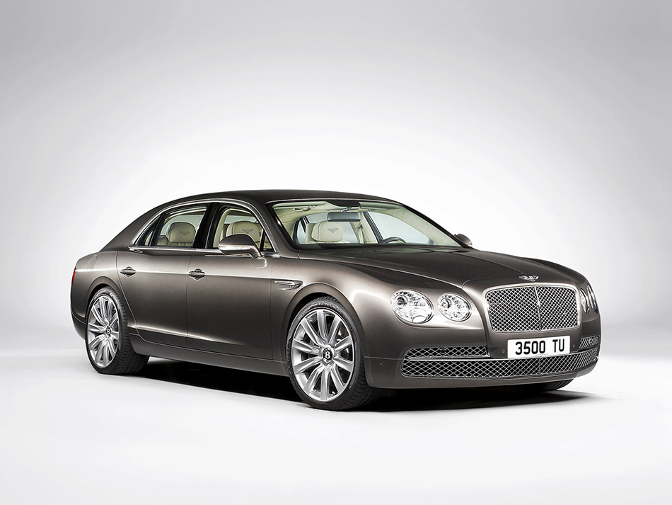 2014 Bentley Flying Spur Front Angle2014 Bentley Flying Spur Front Angle