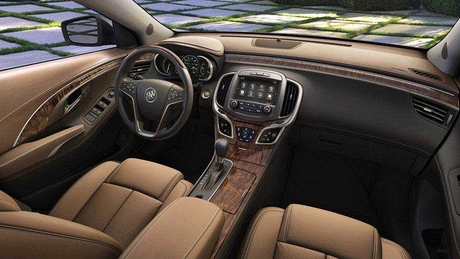 2014 Buick LaCrosse Interior