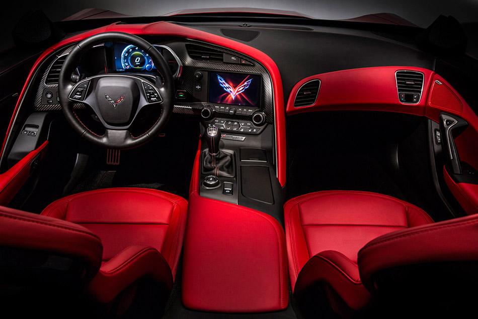 2014 Chevrolet Corvette Interior