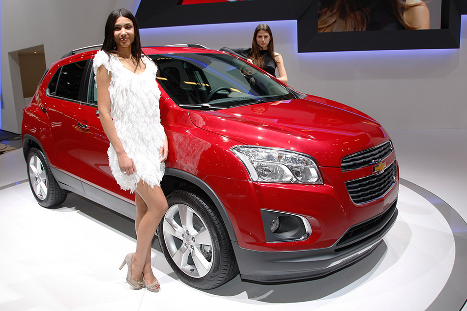 2014 Chevrolet-Holden Trax Girl