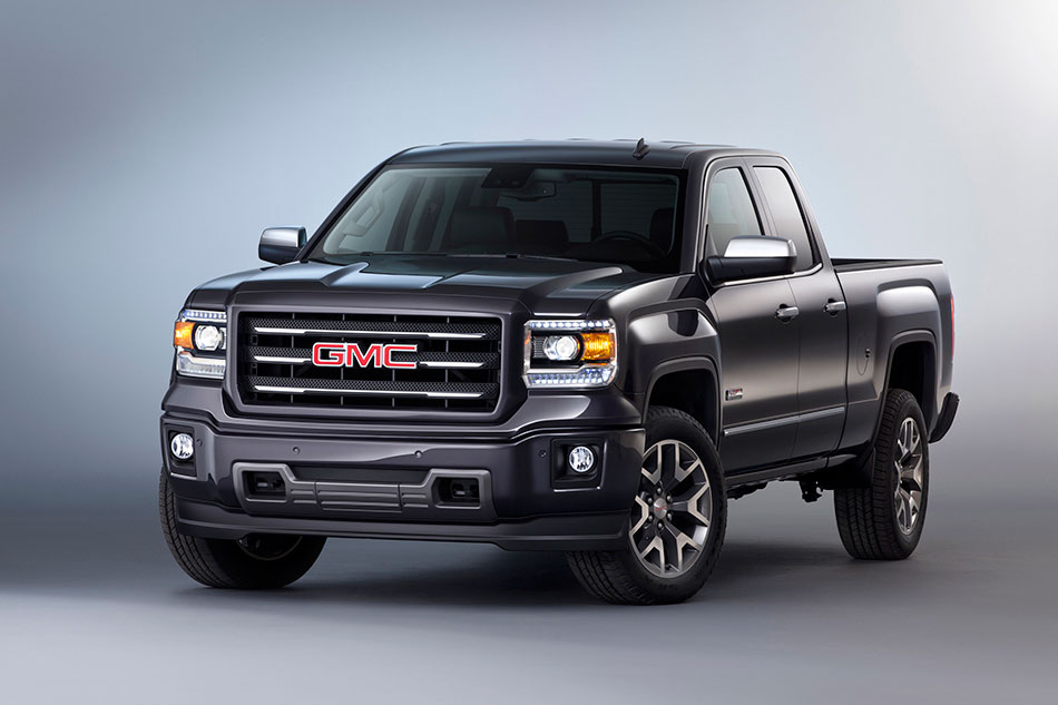 2014 GMC Sierra Front Angle