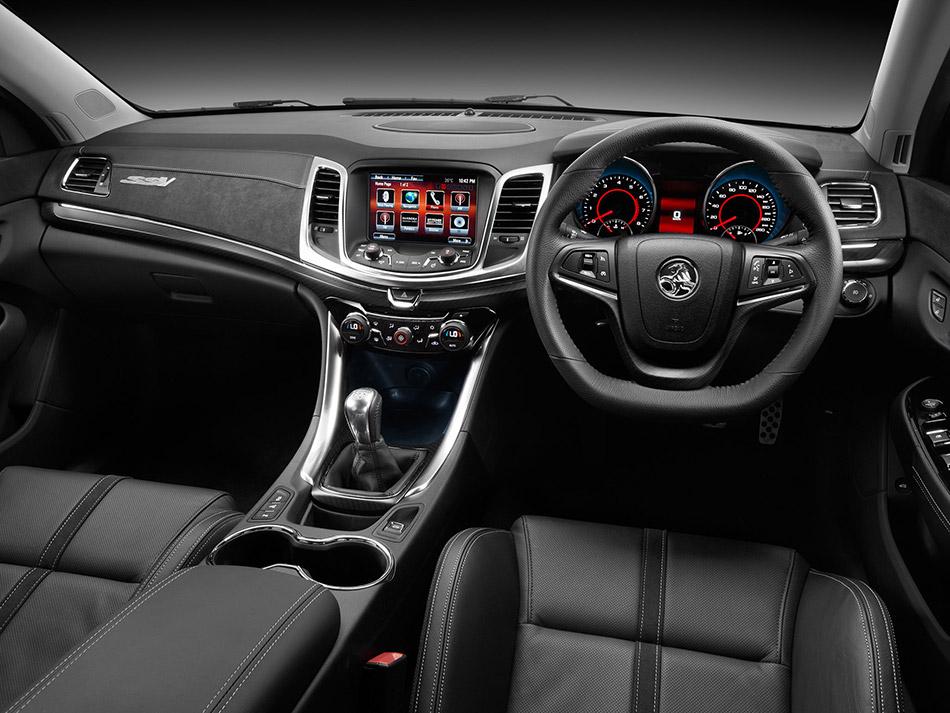 2014 Holden Commodore-Chevrolet SS Interior