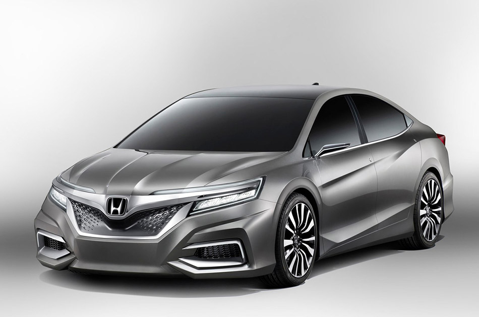 2014 Honda C Concept Front Angle