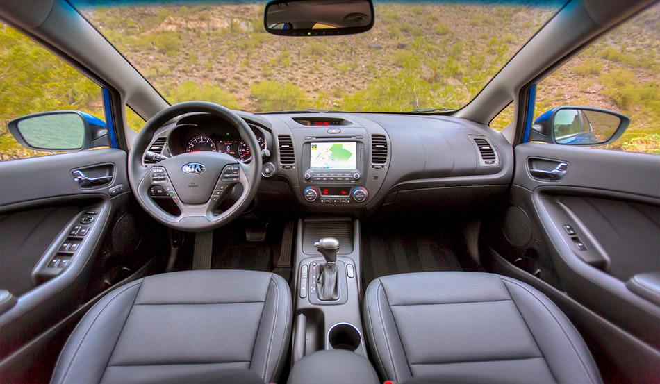 2014 Kia Forte-Cerato-K3 Interior