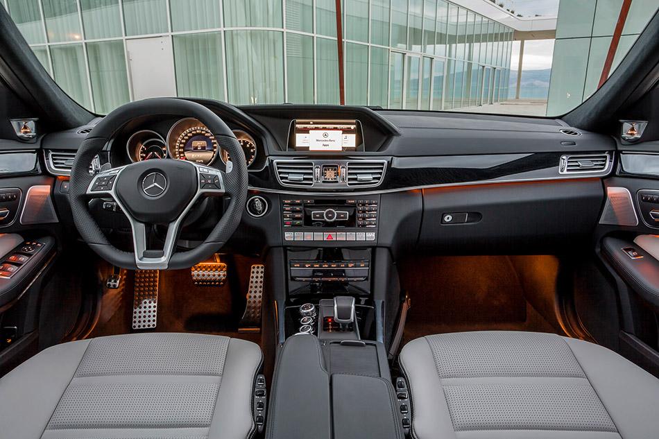2014 Mercedes-Benz E 63 AMG Interior