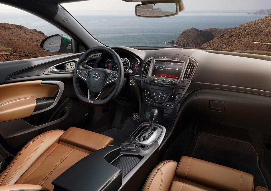 2014 Opel Insignia Interior